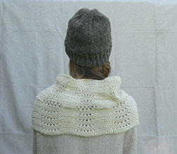 Infinity Cowl Knitting Pattern Downloadable