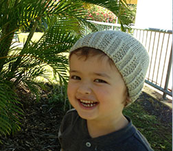 Unisex Newborn to Adult Beanie Pattern Downloadable